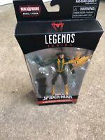 Marvel Spider-Man 6-inch Legends Series Evil Adversaries: Marvels Electro New
