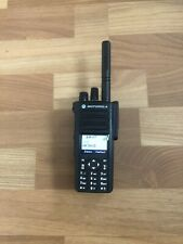 Motorola DP4800 UHF Radio 403-527 MHz, Mint condition. With impres battery