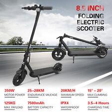 E-Scooter mit Elektroroller Faltbar Escooter Elektro Roller 350Watt 7,5AH 20KM/H