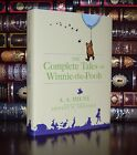 Complete Tales of Winnie-the-Pooh by A.A. Milne Illustrated New Gift Hardcover