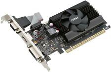 MSI GeForce GT 1030 2GB DDR4 Graphics Card (G103024PC)