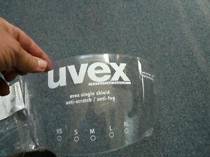 Visier für Uvex Motorradhelm Uvex UV 1131 etc.