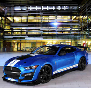 2020 Mustang Shelby GT500 1:18 Scale Detailed Die-cast Model Car by Maisto