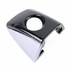 1pcs Front Left Cap Door Handle Key Hole Chrome Cover For AUDI A6 A7 4H1837879B