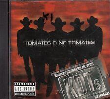 Homero Guerrero Jr Y Los Cadetes Tomates O No Tomates  CD New Nuevo Sealed