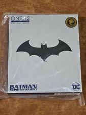 Mezco One:12 Supreme Knight Batman Darkest Dawn MDX (MISB)