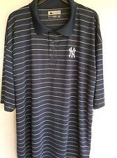 MLB New York Yankees Polo Shirt XXL Golf Shirt