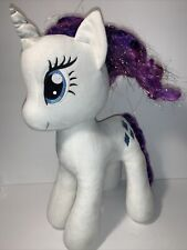"TY My Little Pony Rainbow Sparke Large 17"" Tall Unicorn Plush Toy Stuffed Animal"