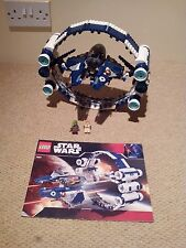 LEGO Star Wars 7661 Jedi Starfighter with Hyperdrive Booster Ring 100% Complete