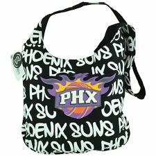 NBA Robin Ruth Phoenix Suns Round Shoulder Hand Bag Cross Body Purse Women White