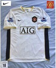 Original Manchester United Football Shirt Mint SCHOLES Vintage 2006 Jersey