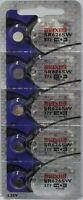 5 New Maxell 377 SR626SW V377 D377 SR626 watch batteries