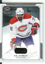 13/14 Upper Deck The Cup Base Card #46 P.K. Subban #139/249