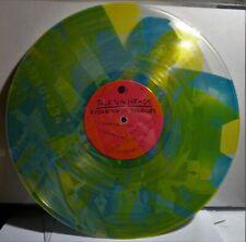 TALKING HEADS 1983 CLEAR VINYL 'SPEAKING IN TONGUES' LP