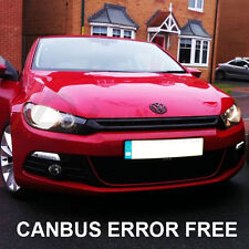 *VW SCIROCCO XENON WHITE LED SIDELIGHT BULBS CANBUS ERROR FREE
