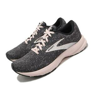 Brooks Launch 7 Grey Pink Neutral Speed Women Road Running Shoes 1203221B-062