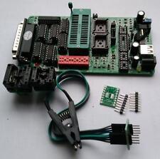 PCB5.0E PIC FLASH MPU EPROM Programmer for car bios +SOP8 , IC clip adapter