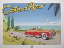 Poster Thierry DUBOIS 40cm x 30cm