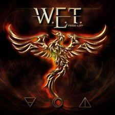 W.E.T. RISE UP WET CD BRAND NEW