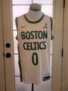 Boston Celtics #0 Jayson Tatum City Edition Swingman Jersey