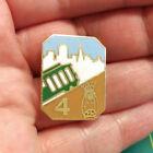 ROYAL ORDER OF JESTERS lapel pin San Francisco California ROJ court 4 MAFCO pin