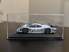 1998 Porsche 911 GT1 Dealer Promo Le Mans Winner #26 1:43 Minichamps