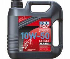 Aceites de motor LIQUI MOLY 10W50 para vehículos