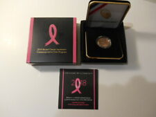2018 Breast Cancer Awareness $5 Gold Uncirculated Coin