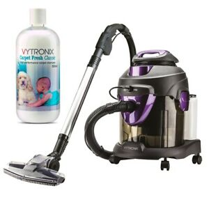 VYTRONIX Carpet Washer 1600W Multifunction Wet & Dry Vacuum Cleaner & Shampoo