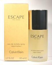Escape by Calvin Klein 1.6/1.7 oz EDT Spray for Men - New in box