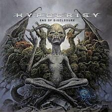 Hypocrisy - End Of Disclosure - Reissue (NEW CD)