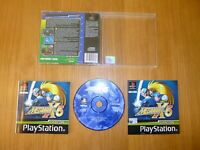 SONY PLAYSTATION PS1 - MEGAMAN X5 - COMPLETE - FREE UK POST