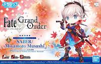 Petitrits #05 Saber Miyamoto Musashi Fate Series, Multi Model Kit Bandai Hobby