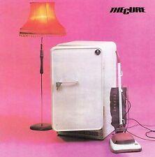 Three Imaginary Boys [Remaster] by The Cure (CD, Mar-2006, Elektra (Label))