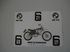 advertising Pubblicità 1973 MOTO PUCH MC 125/175