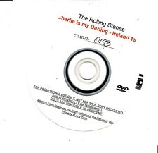 "ROLLING STONES ""Charlie is my darling""  PROMO DVD RARE"