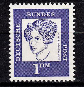 BRD 1961 64 Mi. Nr. 361 Y Fl.-Papier Postfrisch LUXUS!