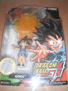 """Dragon Ball GT Action Figure: Goku 5"""" - Series 4"""