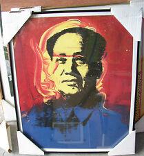 Mao - Warhol - Poster - Andy Warhol