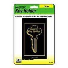 New Hy-Ko Kc164 Large Black Secret Magnetic Key Holder Auto Hider Security