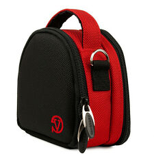RED Digital Cameras Bag Case For Nikon COOLPIX S6100 S6300 L26 P310