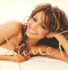 Janet Jackson(CD Album)All For You-