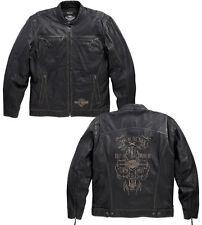 Lederjacke MOTORRAD chaqueta CUERO HARLEY DAVIDSON SIZE M Verkauf -25%  STOCK