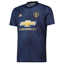 Mens adidas 4xl Manchester United Third Shirt 18-19 Rashford 10 Cup Ucl/uefa Mx9