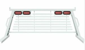 B&W For 09-20 Ram 1500 / 10-20 2500 / 3500 Trailer Hitches Cab Protector (White)