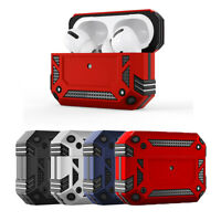 For Apple AirPods Pro 3 &2 &1 Case Slim Rugged Armor Heavy Duty Shockproof Cover