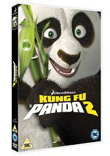 Kung Fu Panda 2 Family DVDs & Blu-rays