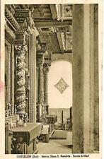 CONVERSANO  ( Bari )  -  Interno Chiesa S.Benedetto - Scorcio di Altari