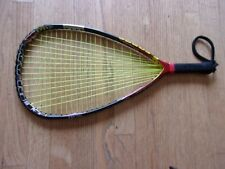 "E-FORCE BEDLAM-X 170g Tri Carbon Racquetball Racket - 3 5/8"""