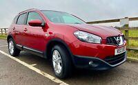 2012 Nissan Qashqai + 1.5 dCi [110] N-Tec5dr Hatchback Diesel Manual 22400 Miles